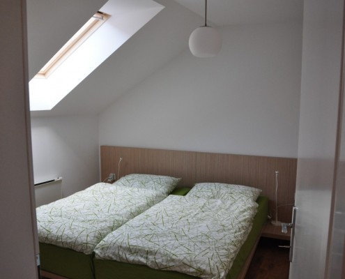 Apartment - twin room