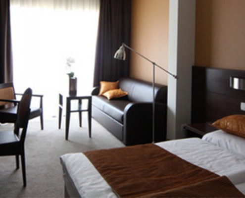 Hotel Mangart - room
