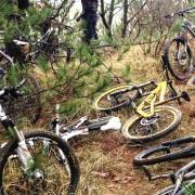Mountain biking around Bovec
