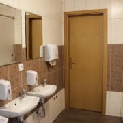 Hostel Bovec - washroom