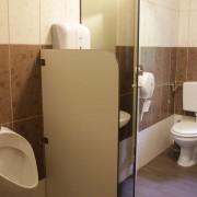 Hostel Bovec - toilets