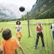 Hotel Plesnik - Volleyball