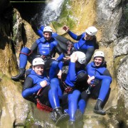 Logar Valley - Canyoning