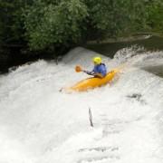 Logarska Valley - Kayaking