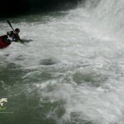 Savinian Alps - Kayaking