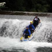 Savinian Alps - Rafting
