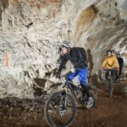 Mountain biking - Pec