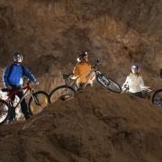Underground biking - Pec