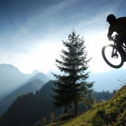 Mountain biking - Skok